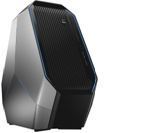 £2249, Dell Alienware Area 51 R7     (Evalue Code d00aw51r701), Processor: AMD Ryzen Threadripper 1900X (8-Core/16-Thread, 20MB Cache, up to 4.0GHz Boost Frequency), Ram: 8GB Single Channel DDR4 at 2666MHz, Hard Drives: 2TB 7200RPM SATA 6Gb/s, Optical Drives: Dell External USB Slim DVD +/- RW Optical Drive, Graphics Card: NVIDIA GeForce GTX 1050 Ti with 4GB GDDR5, O/S: Windows 10 Home