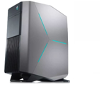 £1949, Dell Alienware Aurora R7     (Evalue Code d00awr719), Shadowcat CFL CTO Base, Processor: Intel Core i7K 8700K (6-Core/12-Thread, 12MB Cache, Overclocked up to 4.6GHz across all cores), Ram: 16GB Single Channel HyperX DDR4 XMP at 2933MHz; up to 64GB (additional memory sold separately), Hard Drives: 1TB 7200 rpm Hard Drive, Graphics Card: NVIDIA GeForce GTX 1080 with 8GB GDDR5X, O/S: Windows 10 Home