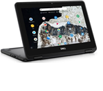 £361, Dell Chromebook 11 3100 2 in 1     , 11.6inch HD 1366 x 768 WVA 16:9 Touch with Corning Gorilla Glass NBT, Camera & Microphone, Processor: Intel Celeron N4020 (Dual Core, up to 2.8GHz, 4M Cache, 6W), Ram: 4GB 2400MHz LPDDR4 Non-ECC, Hard Drives: 32GB eMMC Hard Drive, O/S: Chrome OS