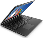 £149, Dell Inspiron 15 3552 (3000 Series)     (Evalue Code cn55231), 15.6-inch HD (1366 x 768) Truelife LED-Backlit Display, Processor: Intel Celeron Processor N3060 (2M Cache, up to 2.48 GHz), Ram: 4GB, DDR3L, 1600MHz; up to 8GB (additional memory sold separately), Hard Drives: 500GB 5400 rpm SATA Hard Drive, Optical Drives: Tray load DVD Drive (Reads and Writes to DVD/CD), Graphics Card: Intel HD Graphics, O/S: Ubuntu Linux