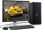 £549, Dell Inspiron 3668 (3000 Series)     (Evalue Code cd66802), Dell 23 Monitor - S2319H - 58cm(23inch) Black, Processor: Intel Core i3-7100 processor (3MB Cache, up to 3.90 GHz), Ram: 8GB DDR4 2400MHz, Hard Drives: 1TB (64MB Cache) 7200 RPM SATA 6Gb/s, Optical Drives: DVDRW Optical drive, Graphics Card: Intel HD Graphics 630 with shared graphics memory, O/S: Windows 10 Home