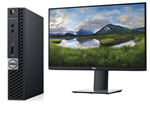 £645, Dell Optiplex 3070 micro     , Dell 24 Monitor - P2419H - 60.5cm(23.8inch) Black, Processor: Intel Core i5-9500T (6 Cores/9MB/6T/2.2GHz to 3.7GHz/35W), Ram: 8GB, 1X8GB, DDR4 non-ECC Memory, Hard Drives: M.2 256GB PCIe NVMe Class 35 Solid State Drive, O/S: Windows 10 Professional