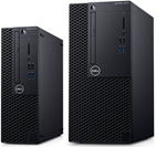 £395, Dell Optiplex 3070     , Processor: Intel Core i3-9100 (4 Cores/6MB/4T/3.6GHz to 4.2GHz/65W), Ram: 4GB 1X4GB 2666MHz DDR4 Memory, Hard Drives: 3.5inch 1TB 7200RPM SATA Hard Disk Drive, O/S: Windows 10 Professional