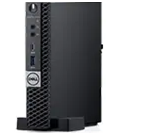£803, Dell Optiplex 7080 micro     , Processor: Intel Core i5-10500T (6 Cores/12MB/12T/2.3GHz to 3.8GHz/35W), Ram: 8GB, 1x8GB, DDR4 non-ECC Memory, Hard Drives: M.2 256GB PCIe NVMe Class 35 Solid State Drive, Graphics Card: Intel Integrated Graphics, O/S: Windows 10 Professional